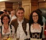 Gut gelauntes SPANGLER-Messeteam (v.l.): Cornelia Hofmann, Christine Heimisch, Hubert Rackl, Christina Deyerler, Tina Lambert
