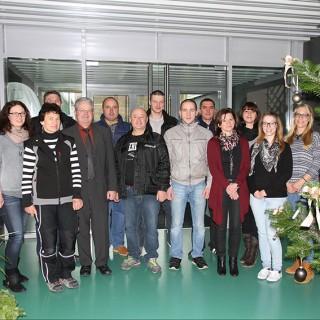 SPANGLER  Spende der Mitarbeiter für Flüchtlinge in Dietfurt-1