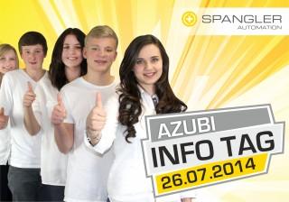 SPANGLER_Automation_ Azubi_Info_Tag_2014