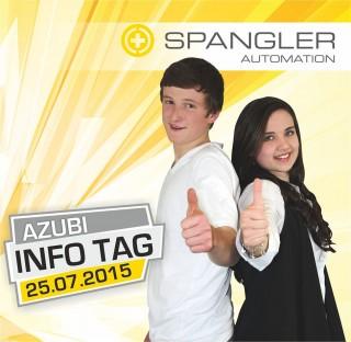 SPANGLER Automation Azubi Info Tag 2015
