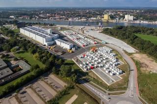 Windenergieanlagen Osterrönfeld spangler automation