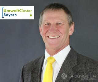 Helmut Graspointner im geschäftsführenden Vorstand des Umweltclusters Bayern
