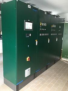 Newsletter-Schaltanlage-Klaerwerk-Neumarkt-SPANGLER-Automation