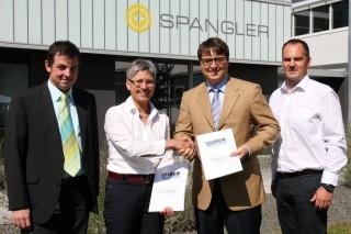 spangler-automation-rahmenvertrag-zwischen-spangler-und-huber_zusammenarbeit