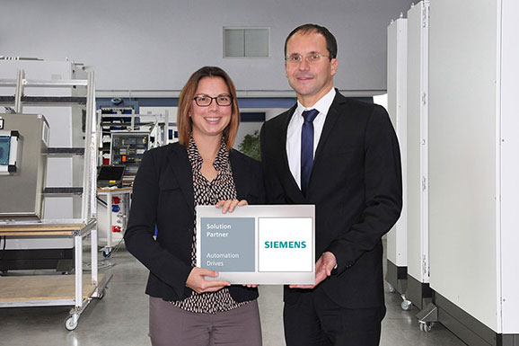 SPANGLER Siemens Solution Partnerschaft