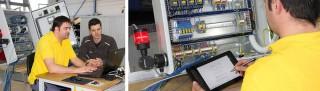 Ausgangskontrolle Stellenanzeigen Spangler Automation