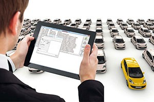 Softwarelösung für den Mittelstand Fuhrparkmanagement