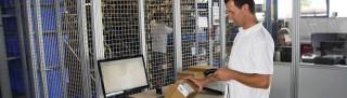 Lager Stellenanzeigen Spangler Automation