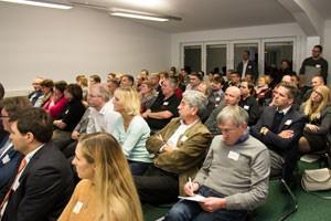 Mit knapp 60 Teilnehmern stellte die Veranstaltung bei SPANGLER die Abschlussveranstaltung der Netzwerkveranstaltung von Altmühl Jura für 2017 dar