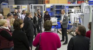 Netzwerkveranstaltung Altmühl Jura bei Spangler Automation (3)