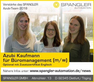 Azubi-Kaufmann-Büromanagement-2018-News-spangler-automation