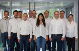 SPANGLER - Automation Tag 2018 Gruppenbild